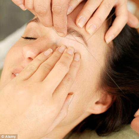 Indian Eyebrow Threading & Beauty Services, Boronia