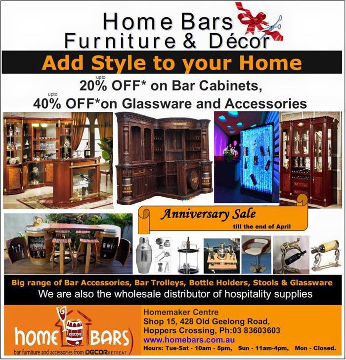 Home Bars, Melbourne