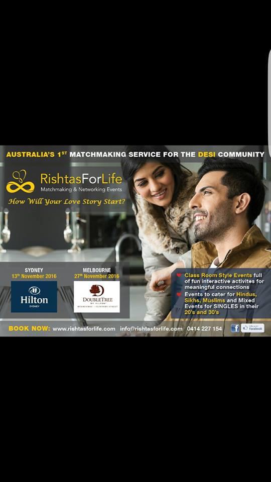 Perth matchmaking service