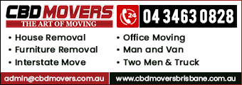 CBD Movers Brisbane