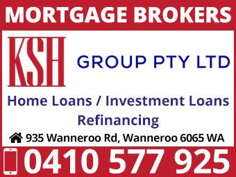 KSH Group Mortgage Brokers Perth