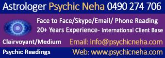 Psychic Neha