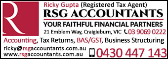 RSG Accountants Melbourne
