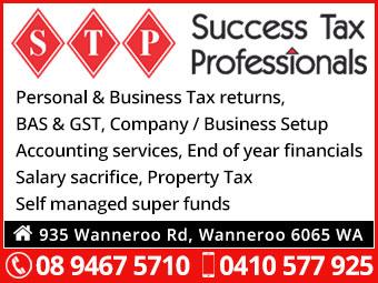 Success Tax Professionals Accountants Perth