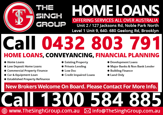 The Singh Group Home Loans