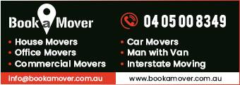 Book a Mover